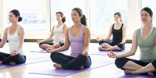 Yoga classes Offer Many Health Benefits
