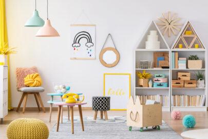 Choosing the Appropriate Kids Playroom Furniture